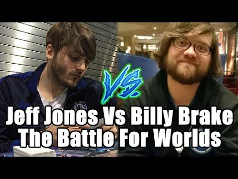Jeff Jones Vs Billy Brake - The Battle For Worlds! All USA Point Scenarios for The WCQ Day 2!