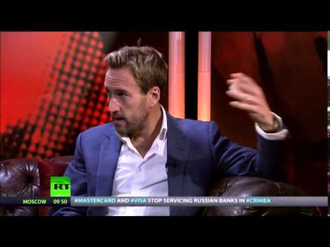 Ben Fogle speaks to Geroge Galloway Chagossian 2015 Return Campaign-Sputnik Interview