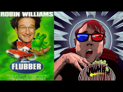 Flubber (1997) Movie Review || The Misunderstood Bouncing Flying Rubber Movie?