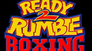 Ready 2 Rumble Boxing Arcade Mode (Dreamcast)