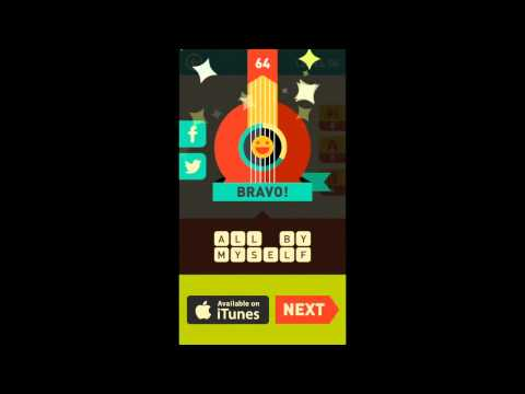 Icon Pop Song - Level 1-7 All Answers Walkthrough Complete