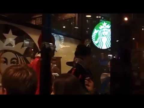 Парад Хеллоуин В Нью-Йорке. Зомби, космонавты, скелеты, Питиримовы в Америке