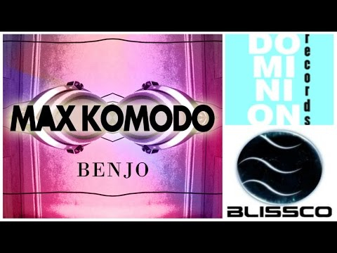 "Max Komodo - ""Benjo"" [Art Track Video]"