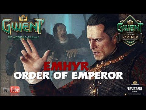 [gwent] Nilfgaard Deck Order Of Emperor