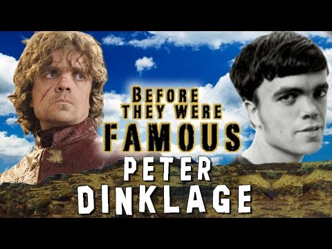 PETER DINKLAGE  Before They Were Famous