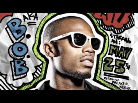 FUCK THE MONEY- B.O.B ft Asher roth (Produced by Kanye west)