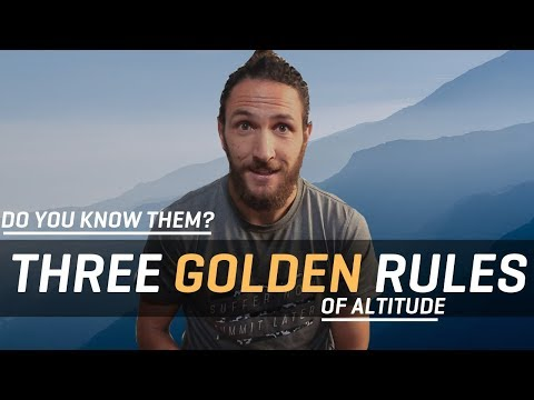 Learn The Basics Of Altitude Sickness In 3 Minutes