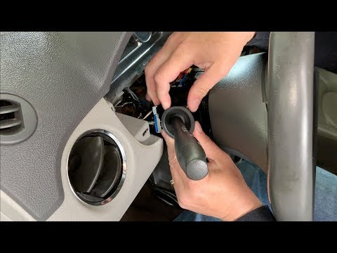 How To Replace Your Chevy HHR Turn Signal Switch