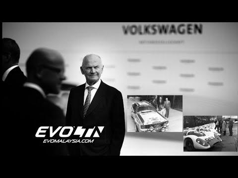 Ferdinand Piech 1937 - 2019: The greatest automotive industry icon   Evomalaysia.com