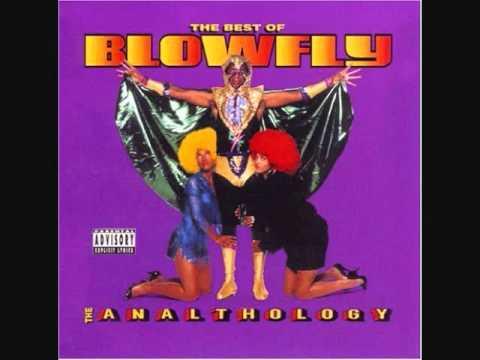 Blowfly - Rap Dirty