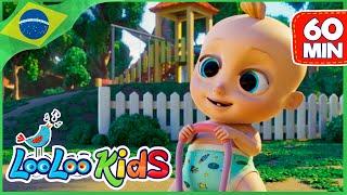 Brinquemos com Johny - Músicas Para Crianças - LooLoo Kids Português