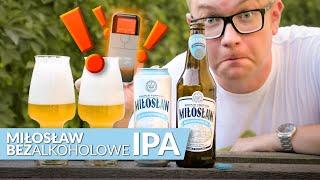 Miłosław Bezalkoholowe IPA - puszka vs butelka