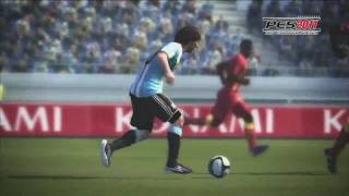 PES 2011 - PC   PS2   PS3   PSP   Wii   Xbox 360 - First Look official video game preview trailer HD