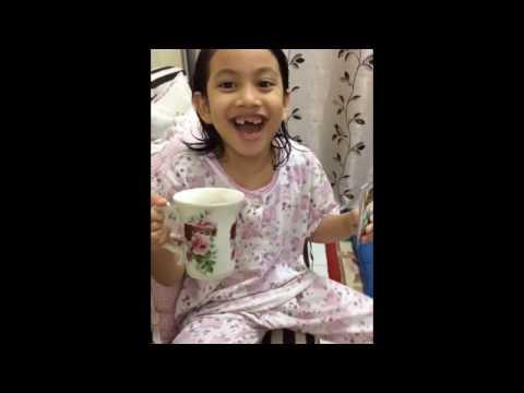 i-Sihat: Cute Little Girl