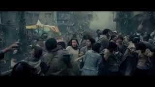 Атака Титанов Трейлер фильма в русской озвучке