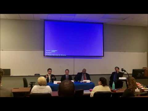 Discussion In The Development Of Drone Law Panel