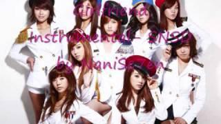 Girlfriend Instrumental-snsd by NaniSe7en