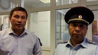 глава Амінів викликав поліцію для арешту членів громадської палати Кунашакого району