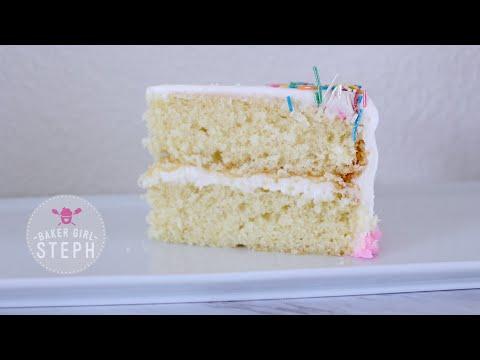 How To Make Vanilla Cake Batter