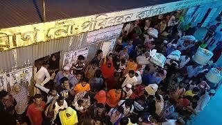 Eid er cutety kateay Manusa Dhaka ferce.koto ber jomec