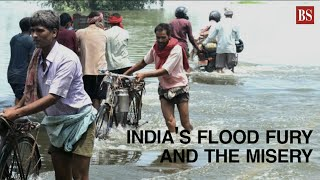 Watch India's flood fury and the misery in pandemic-stricken regions
