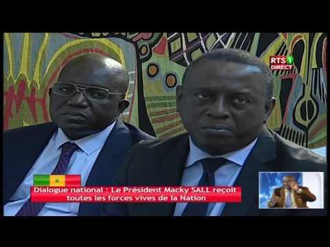 Dialogue National: Les interventions - Part 02