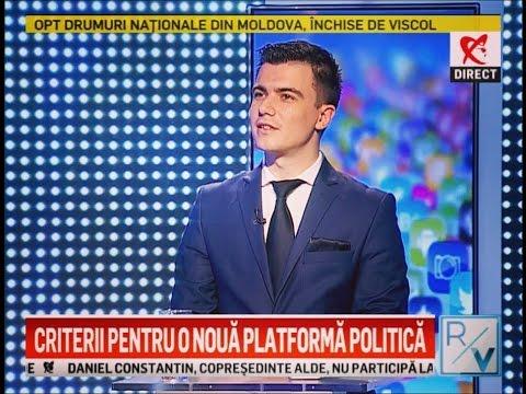 Cristian Botan – Invitat la Realitatea Virtuală (Realitatea TV)