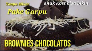 Brownies Chocolatos Kukus Mudah dan Enak