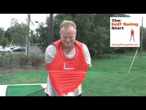 The Golf Swing Shirt Demo Day - Candid reactions !!!