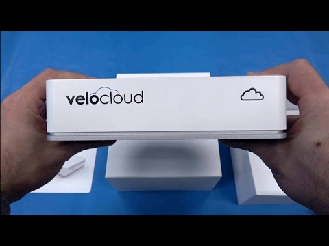 UNBOXING VeloCloud's Edge520 (SD-WAN)