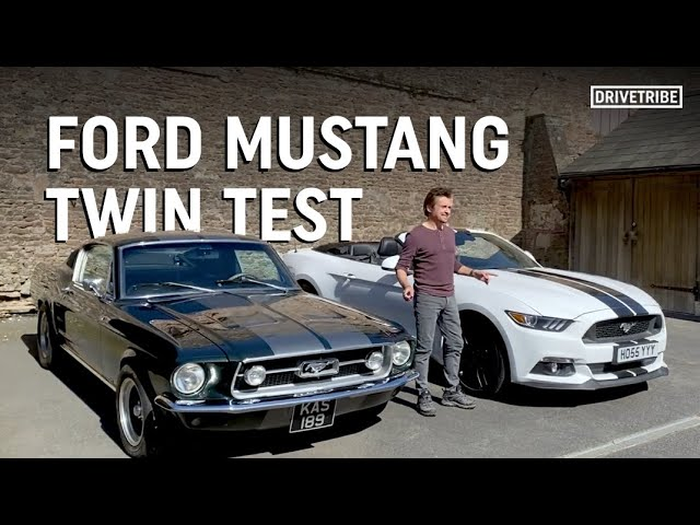 Is Mindy's new Mustang better than Hammond's 1968 classic?
