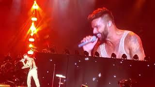 "Ricky Martin "" Te Extraño , Te Olvido Y Te Amo Movimiento Tour en Puerto Rico ( Febrero 7, 2020 )"