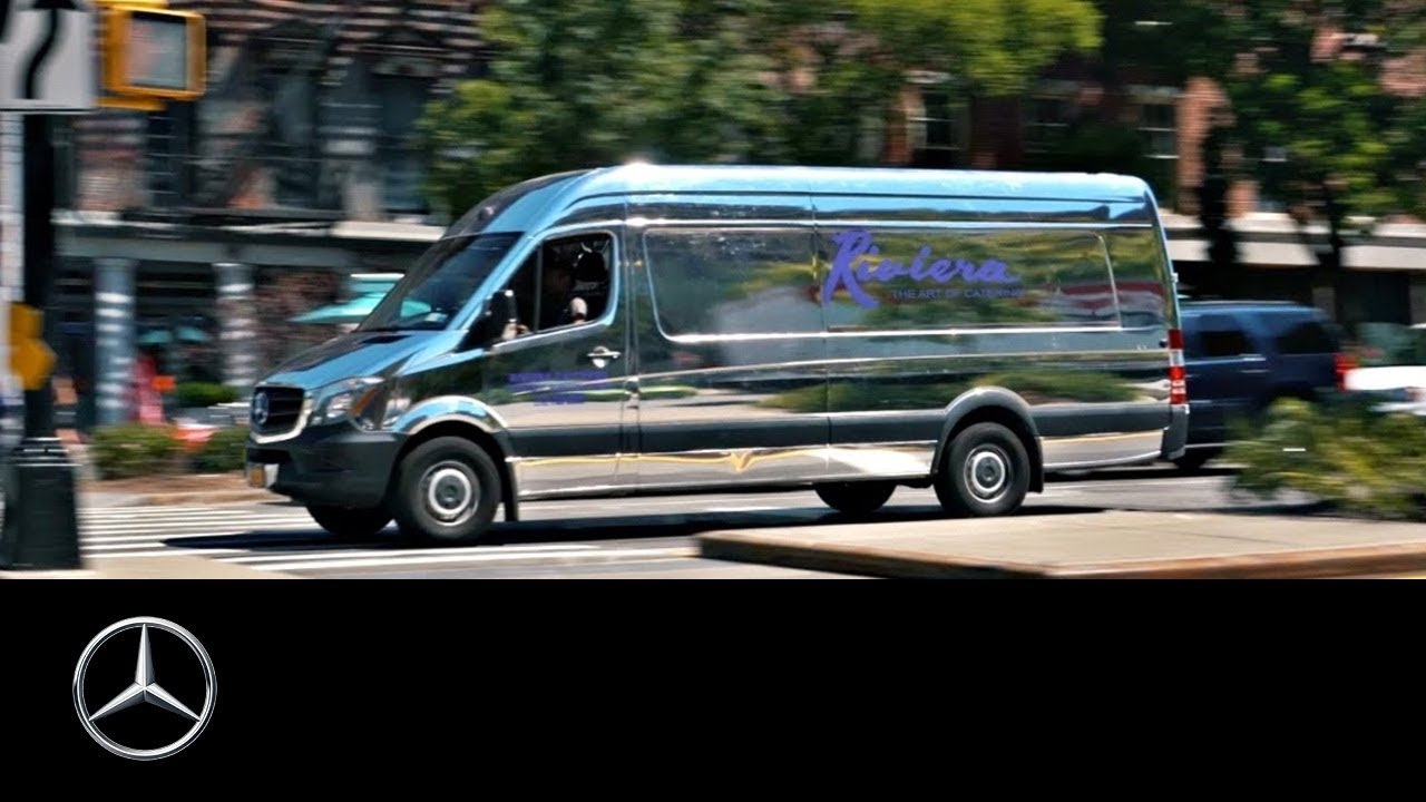 Mercedes benz sprinter svd1010 vip design by trimo youtube - Riviera Caterer S Chromed Mercedes Benz Sprinter The Silver Bullets Youtube