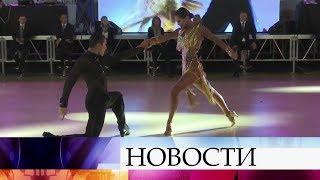 В эти дни в Тбилиси проходит Чемпионат мира по спортивным танцам «Кубок Кавказа».