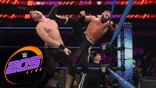 Tyler Breeze vs. Ariya Daivari: WWE 205 Live, Jan. 24, 2020