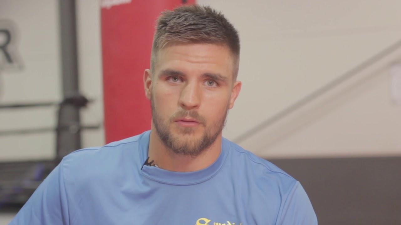 World Boxing Super Series: Intervju med Erik Skoglund
