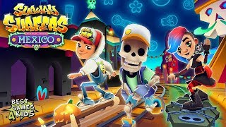 Subway Surfers | MEXICO w/ MANNY Skelton Surfer,  NEW Halloween UPDATE By Kiloo