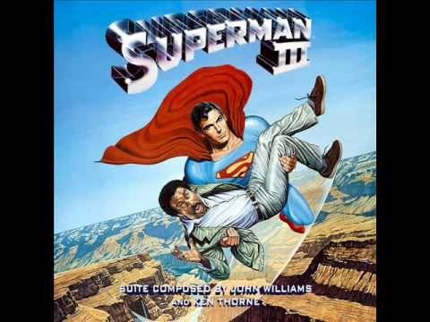 Superman 3 soundtrack The Final Victory