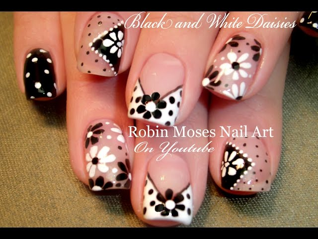 Robin Moses Nail Art - 7 Nail Art Vloggers You Should Check out…