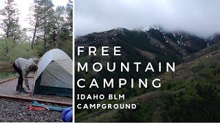 Free Tent Camping: Idaho