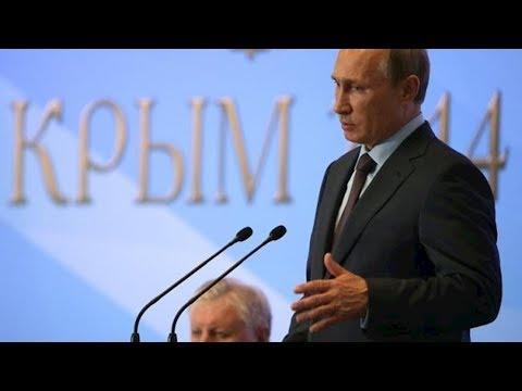 """""""Невозможно в любом формате!"""" У Путина огрызнулись Зеленскому на план возвращения Крыма"""