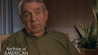 Tom Bosley on his