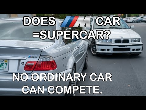 STOP Underestimating BMW ///M Cars!