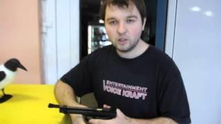 видео Пистолет пневматический Crosman 1701P