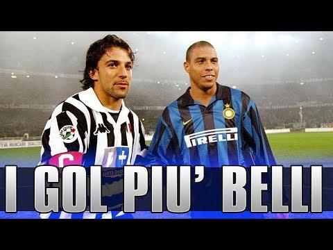 TOP 10 GOL PIU' BELLI DI INTER-JUVENTUS (DERBY D'ITALIA)