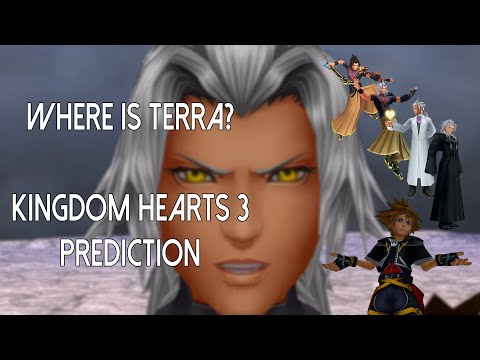 What happened to Terra? Where is he? Kingdom Hearts 3 Terra Discussion