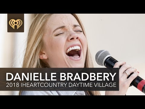 Danielle Bradbery + Brett Young + More At iHeartCountry Daytime Village!