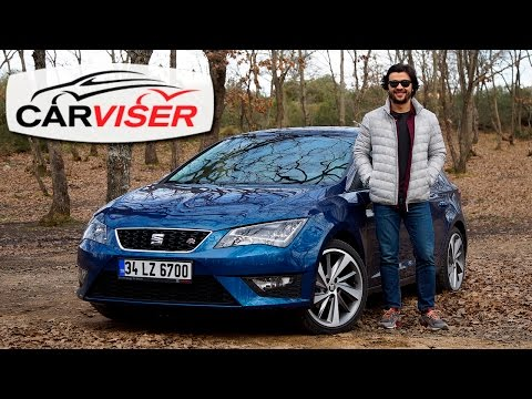 Seat Leon FR Test Sr Review English subtitled