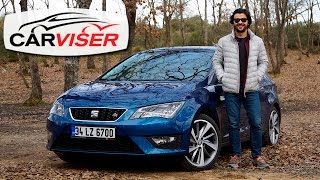 Seat Leon FR Test Sürüşü - Review (English subtitled)
