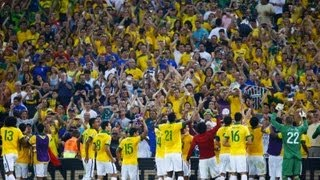 Brazil 3-0 Spain - All Goals and Highlights (Confederations Cup Brazil 2013 Final) 30/06/2013